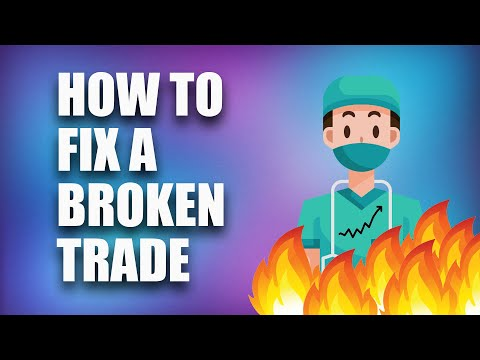 Is There An Effective Options Strategy To Fix My Broken Trade?