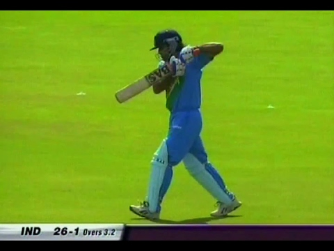 MS Dhoni 148 vs Pakistan 2005 **EXTENDED HIGHLIGHTS** thumbnail