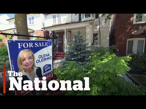Home sales and prices declining in Toronto