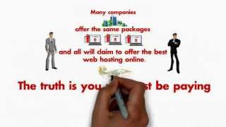 Why pay more for Webhosting monthly fees?