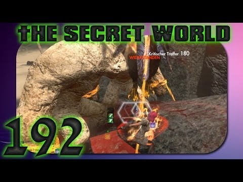 The Secret World #192 - Wüstengolems ♥ Let's Play The Secret World [deutsch]