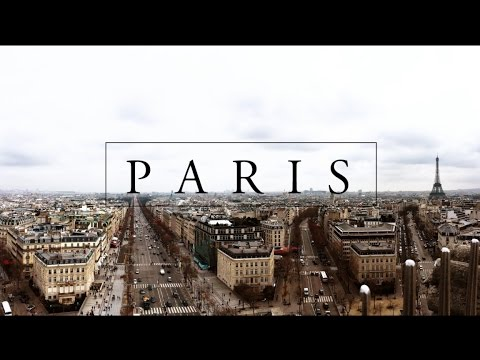 DJI OSMO Cinematic Footage | Paris | Cinematography