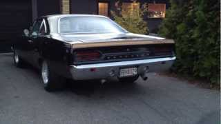 1970 Plymouth Road Runner last ride this year