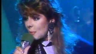 Sandra - In The Heat Of The Night  1985 Live - Peters Pop Show