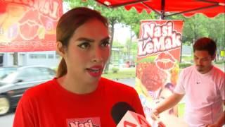 Malaysia's famous transgender nasi lemak