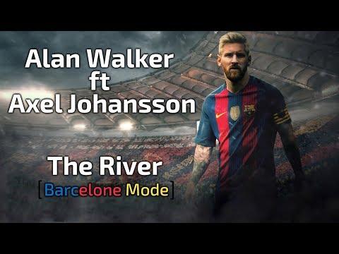 Alan Walker Ft Axel Johansson - The River [Barcelone Mode 4K]