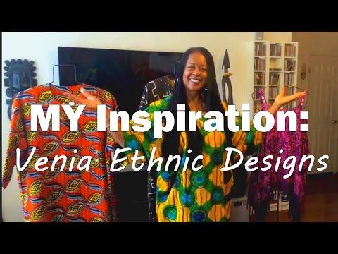 My Inspiration || Venia Ethnic Designs