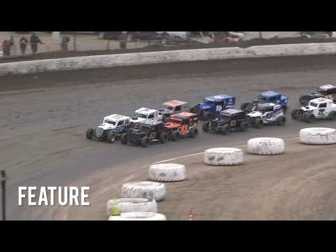 Santa Maria Speedway Dwarf Car Main 8/5/2017