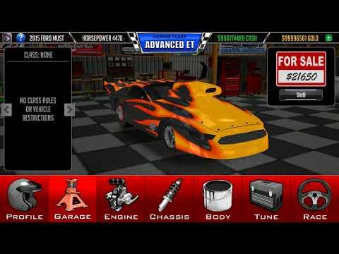 door slammers drag racing gameplay