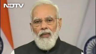 PM Addresses Nation On 1 Billion Vaccination Milestone