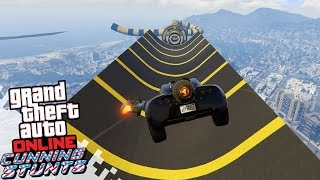 GTA V Online - Cunning Stunts DLC! (Gameplay) thumbnail