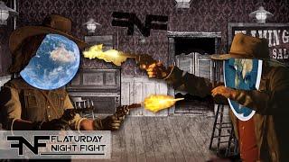 FNF [#20] Flat Earth Focker vs Schrodinger