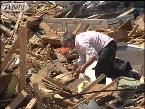 「高さ10m以上」津波にのまれた町 チリ大地震(10/03/03)