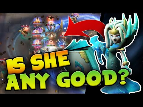 Is Ghost Prophet ANY GOOD? + How to win WITHOUT God of Thunder   Auto Chess Mobile