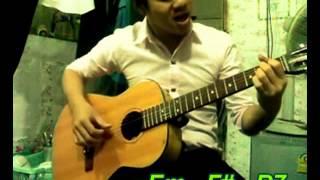 """█▬█ █ ▀█▀ Tutorial/Hướng dẫn guitar """"still loving you"""" - Scorpions - Phần 1"""