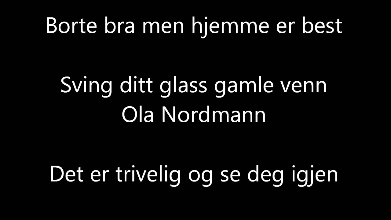 PLUMBO OLA NORDMANN