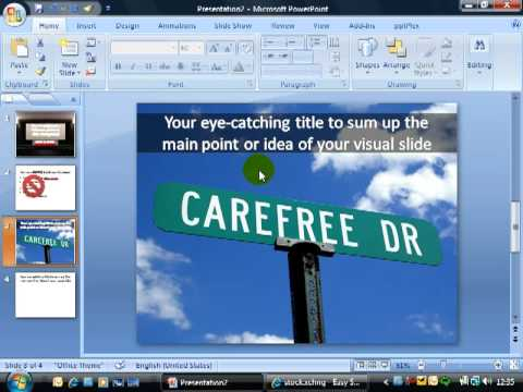 how to create custom slides in powerpoint