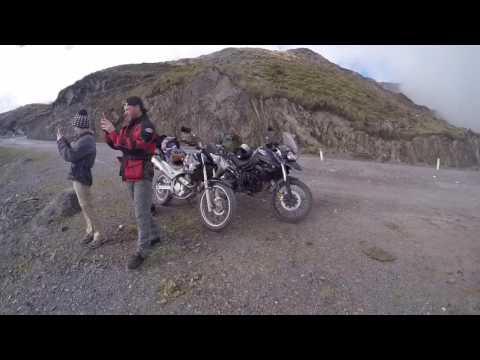 Peru Moto Tours trip