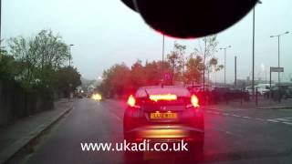 Here is an example of what some learner drivers think is a simple m...