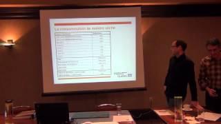 Éric Lepage - NRC Boeuf + Le rationnement alimentaire des bovins de boucherie