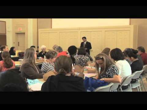 VA Immigrant Advocates Summit 2013 Lunch Interviews + Speakers