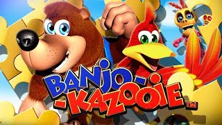 Company Logos - Banjo-Kazooie