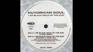 Nuyorican Soul - I Am The Black Gold Of The Sun