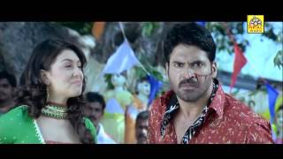 Latest Tamil Movie   Rowdy Kottai   Best Fight Scene HD