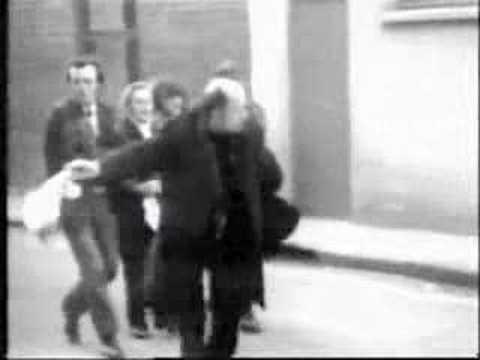 Sunday Bloody Sunday - Wolfe Tones