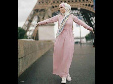 d328abd699e47 طريقة تفصيل فستان تركي للمبتدئات مع الخياطة بطريقة سهلة و بسيطة ...