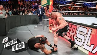 Failed Money in the Bank cash-in attempts WWE Top 10 Aug 27 2018