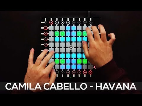 Camila Cabello - Havana Ft. Young Thug - Launchpad Cover (Remix)