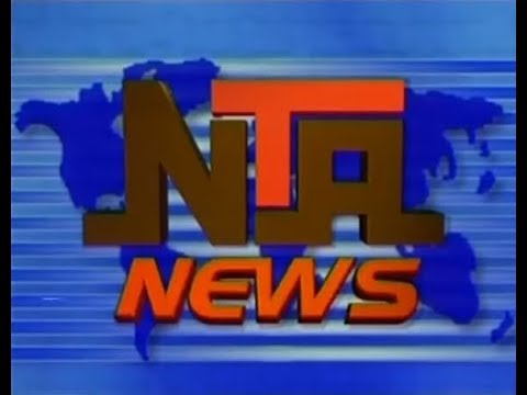 NTA   Network News at 9pm  7th September 2017