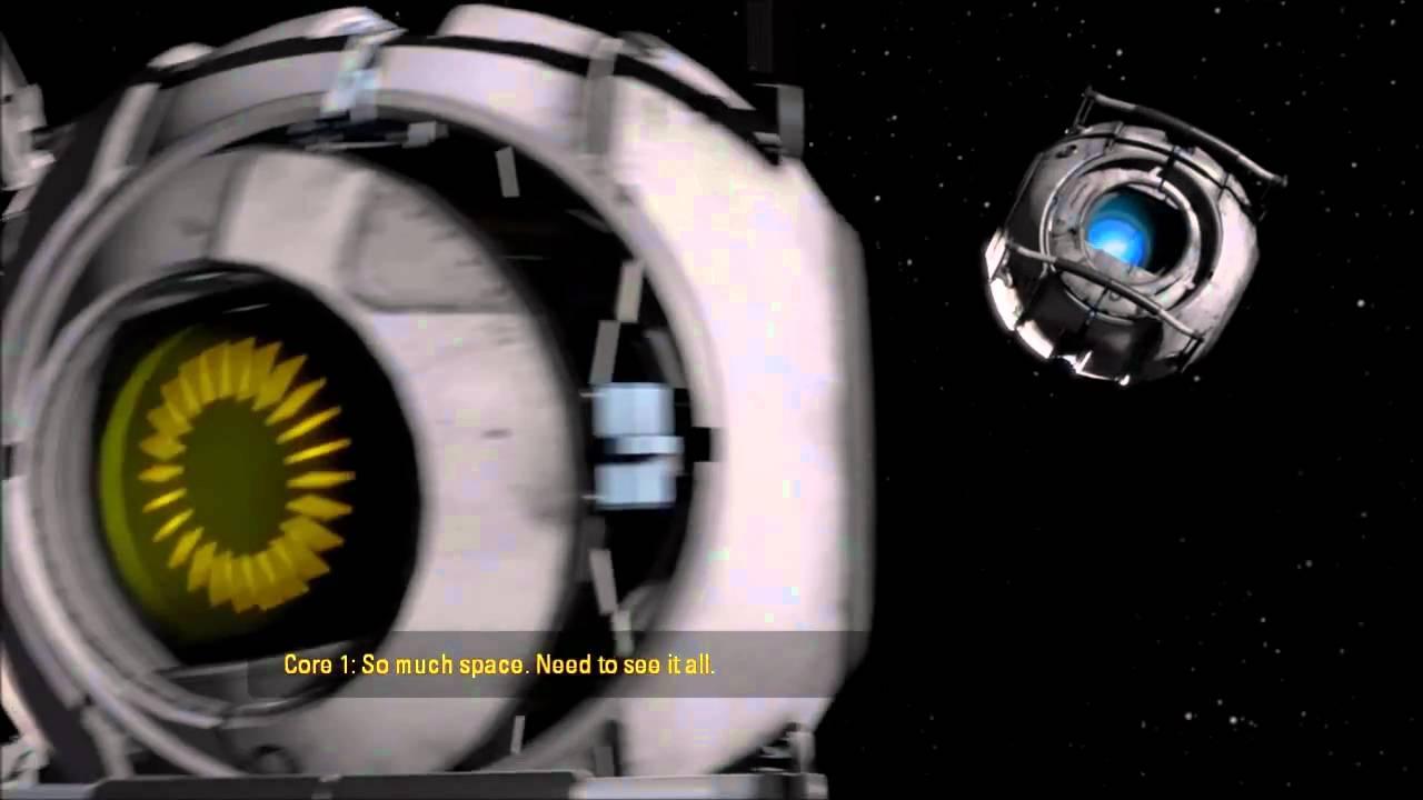 Portal 2 i 39 m in space doovi for 11553 sunshine terrace