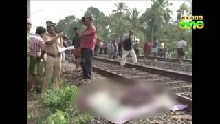 Four dead in Aluva train accident