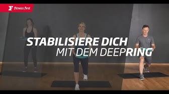 Dein 10-Minuten-Workout - deepRING - So setzt du deiner Muskulatur die richtigen Reize!