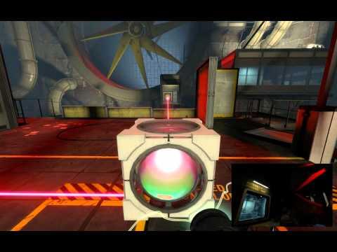 Portal 2 Co-Op Walkthrough - [ Course 2 - Level 8 ]