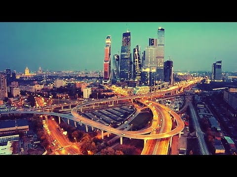 Best of Moscow Aerial FPV flights/ Полеты над Москвой / Part 1