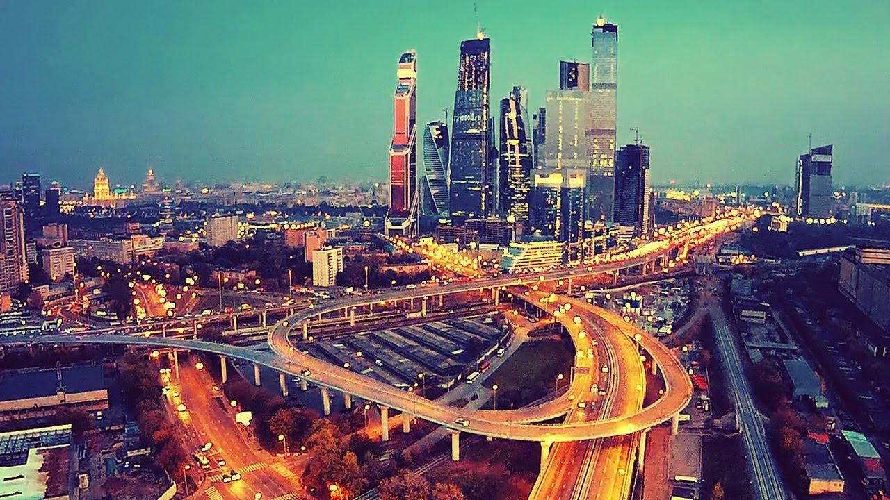 Best of Moscow Aerial FPV flights/ Полеты над Москвой ...