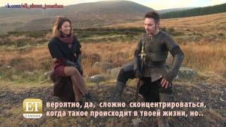 Джонатан Рис Майерс о съемках в сериале