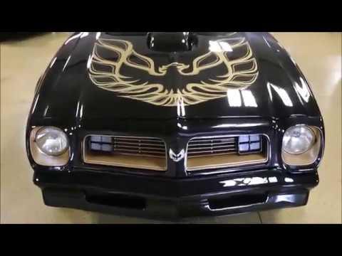 1975 Pontiac Trans Am - Vintage Motorcars - Sun Prairie, WI