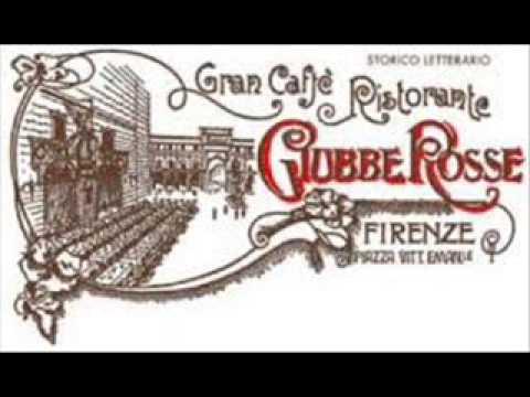 Mosaico della bell' Italia.Programa 80. IMAGEN: Café Le giubbe rosse
