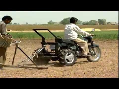 Solar Electric Tractor
