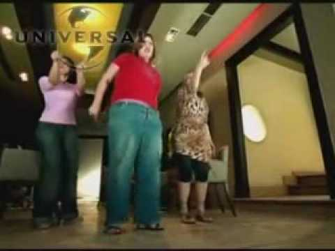 Universal Music Group Arabia Commercial - Pussy Cat Dolls - Parody - All English all The Time
