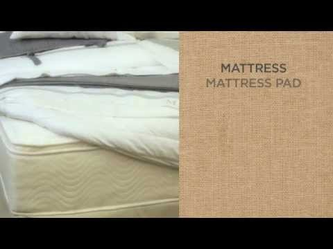 Easy Steps To Make a Hotel Style Bed | Pottery Barn