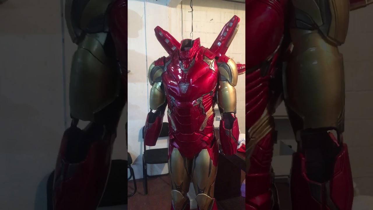 iron man mark 85  youtube