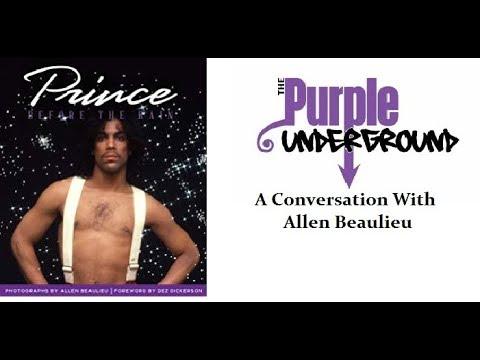 The Purple Underground A Conversation With Allen Beaulieu