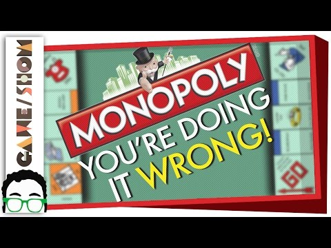 The Hidden Genius of Monopoly's Rules | Game/Show | PBS Digital Studios