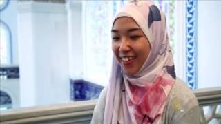 اليابانية ريزا: اعتنقت الإسلام لأخلاق المسلمين السمحة