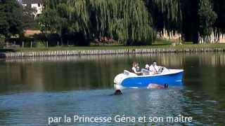 Sauvetage Lac de Saint Calais